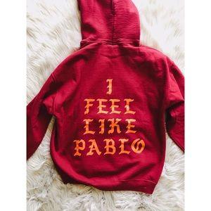 I Feel Like Pablo Kanye Hoodie